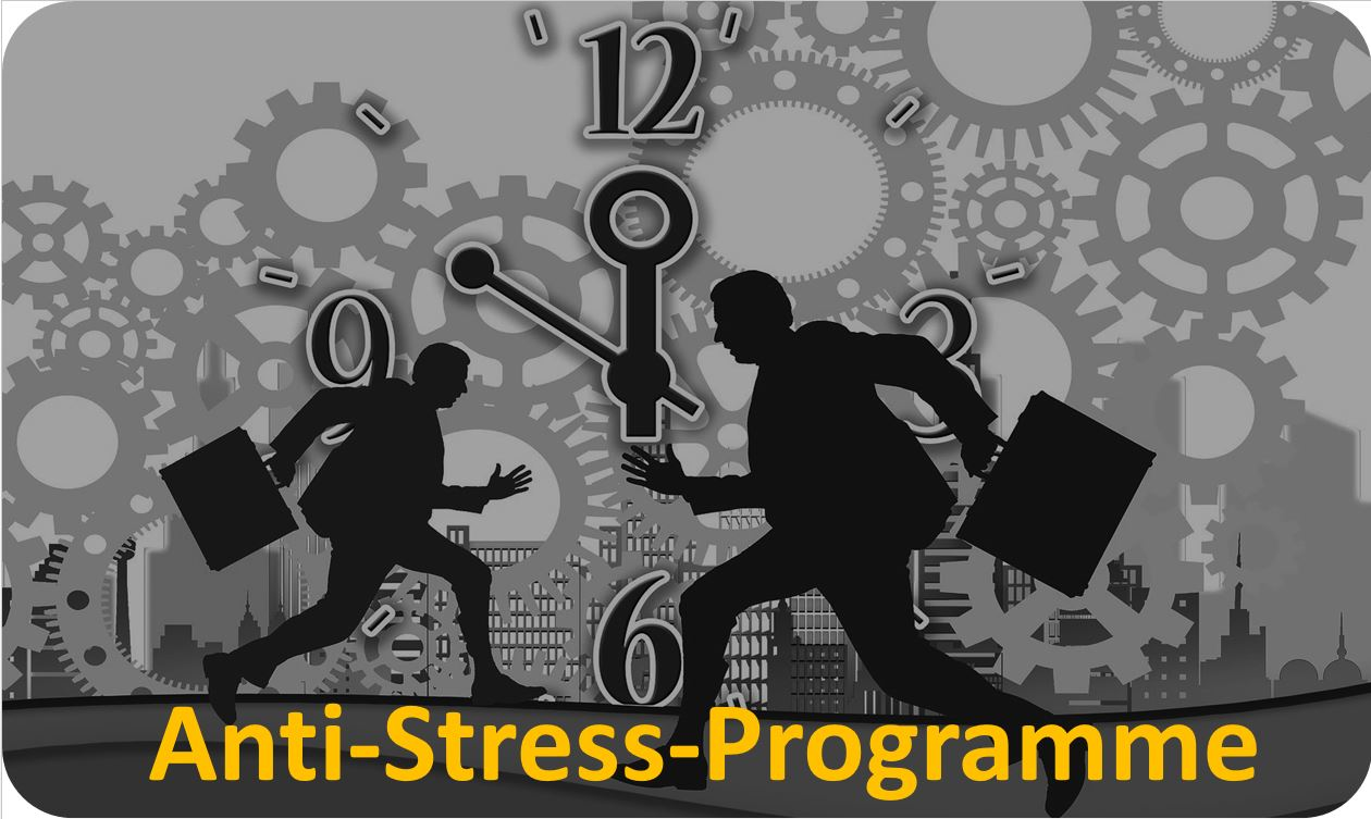 Anti-Stress-Programm